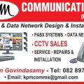 KPM COMMUNICATIONS. (DURBAN)